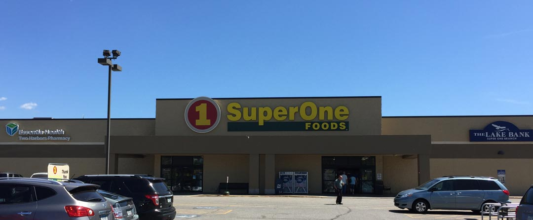 Two Harbors Super One Foods