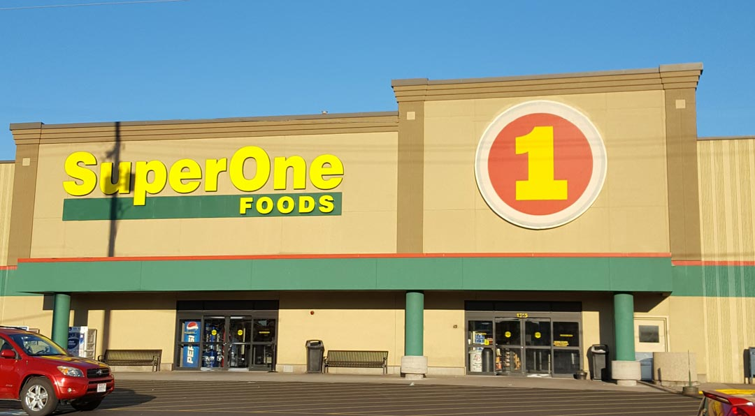 Superior Oakes Ave. Super One Foods