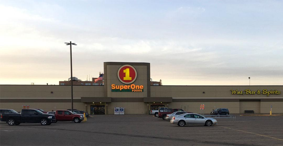Iron Mountain Super One Foods