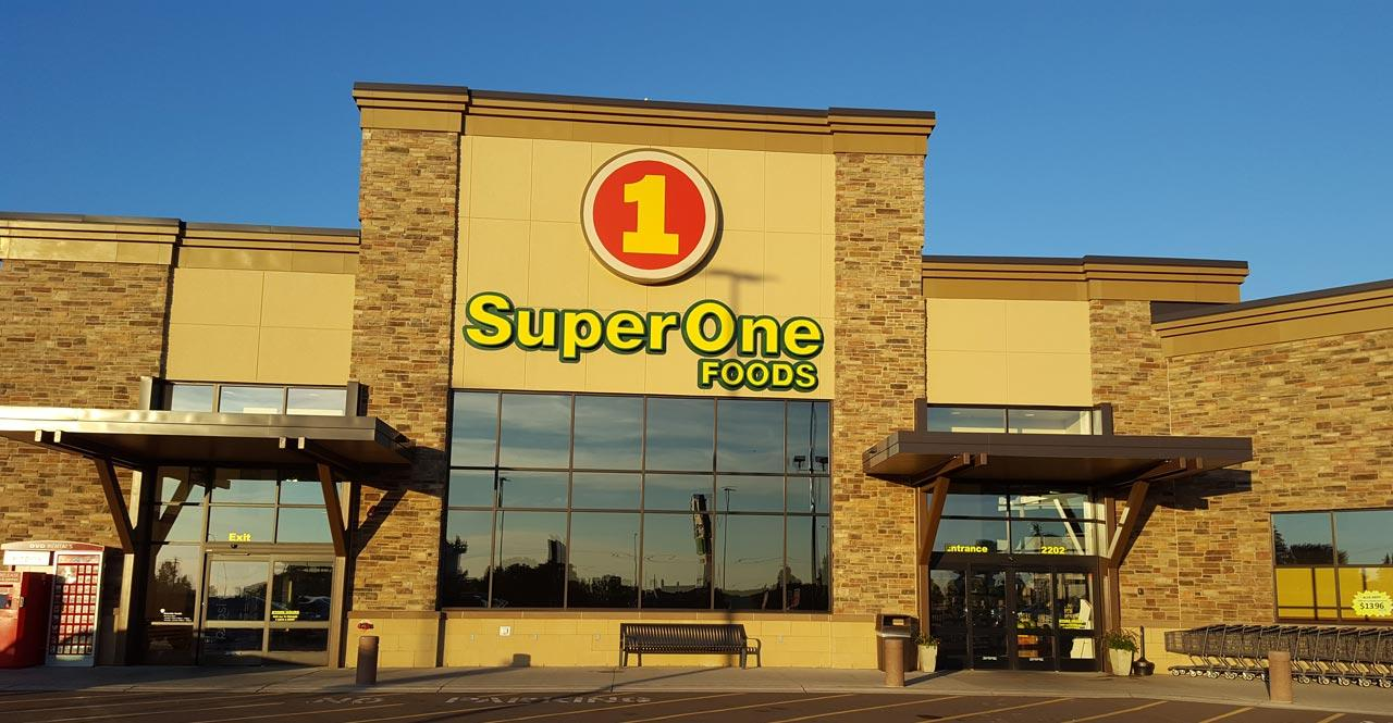 Superior Harbor View Super One Foods