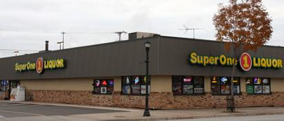 Duluth Super One Liquor