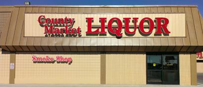 International Falls County Market Liquor