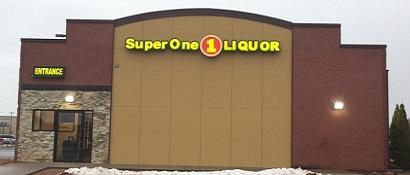 Ashland Super One Liquor
