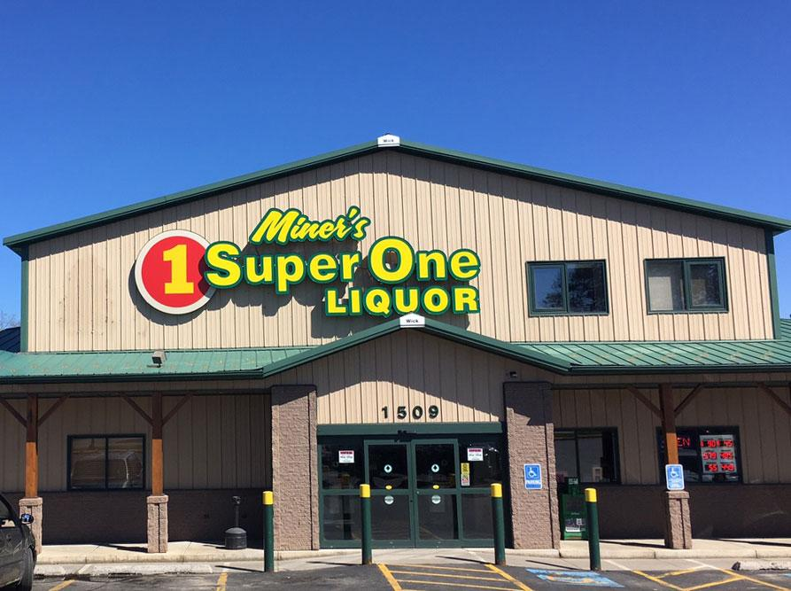 Grand Rapids Super One Liquor